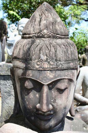 Buddha Büste 110 cm