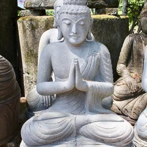 Buddha Statue Garten 115 cm
