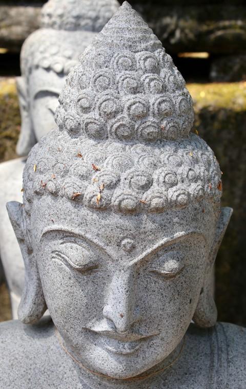 Buddha Statue 115 cm Kopf